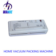DZ 280/2SD semi-automatic hand vacuum packing machine household mini vacuum food sealer
