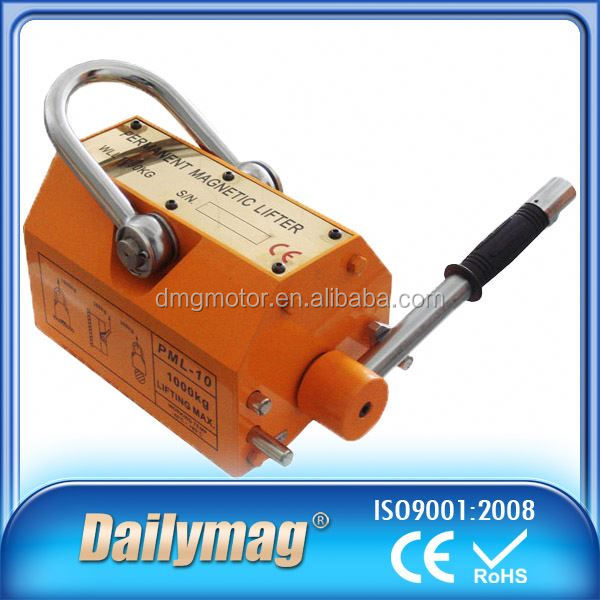 Heavy Duty Steel Lifting Magnet Double Circuit Magnetic Lifter