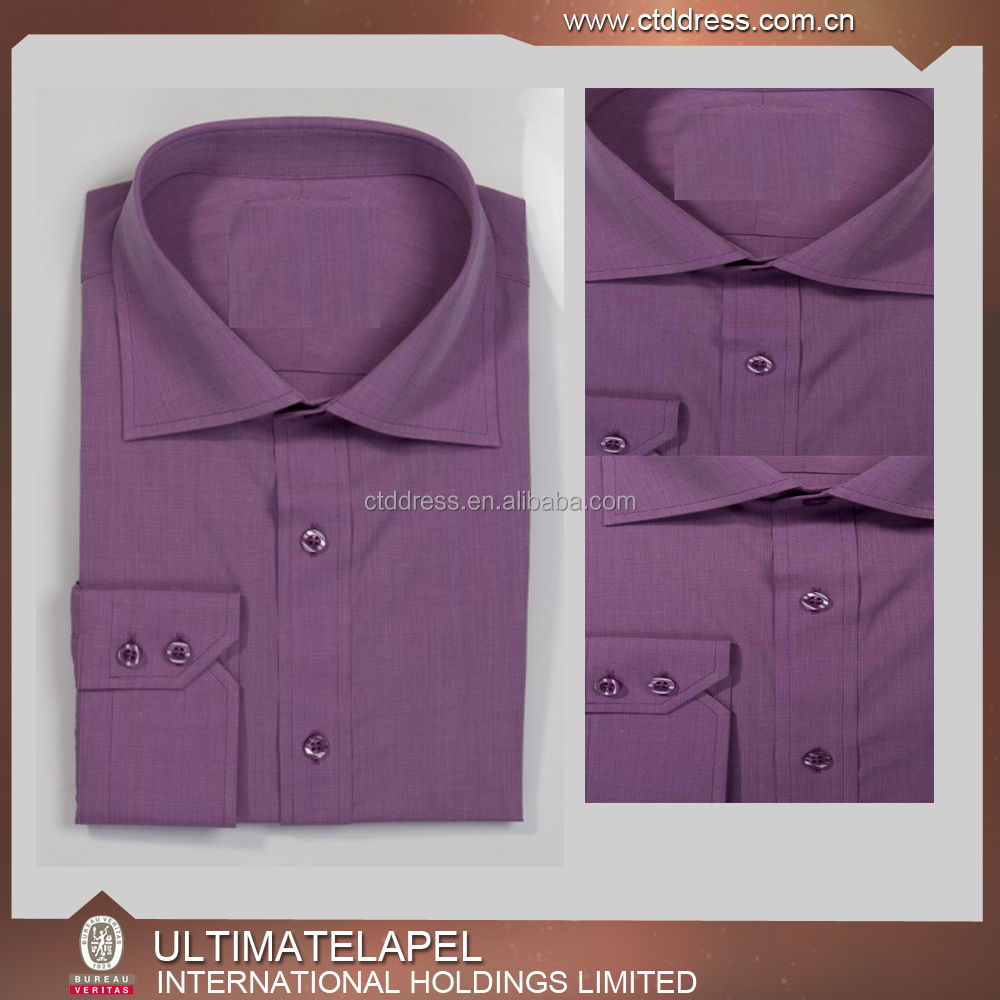 Latest Fashion men Dress Shirts Italian Style
