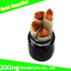 PVC Insulated 4 Core DC Power Cable