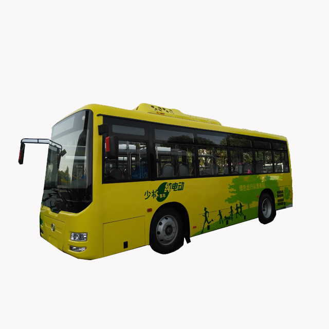 Shaoling Top Selling 35 To 40 Seats Passenger City Bus Used In Africa