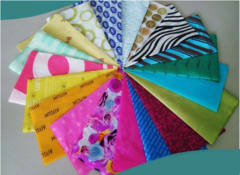 wholesales wrapping tissue paper for beanie and gloves package