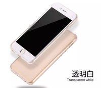 For Apple IPhone 6 6s Super Flexible Clear TPU Case Back Protect Skin Rubber Phone Cover Fundas Silicone Gel Case