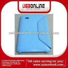 Blue case book cover leather for SAMSUNG galaxy tablet