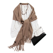 Inner mongolia luxury high quality cashmere scarf shawl winter warm scarf men
