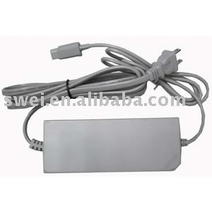 For Wii AC Adapter for wii game accessory
