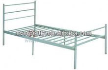 New Design Metal Single Bed, Cheap Metal Single Bed, Single Hospital Bed