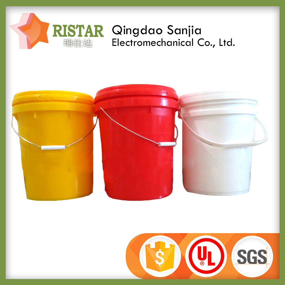 Factory wholesale Stocked Feature multifunction home PP Material plastic buckets
