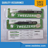 hot sell original stainless steel vetus tweezers