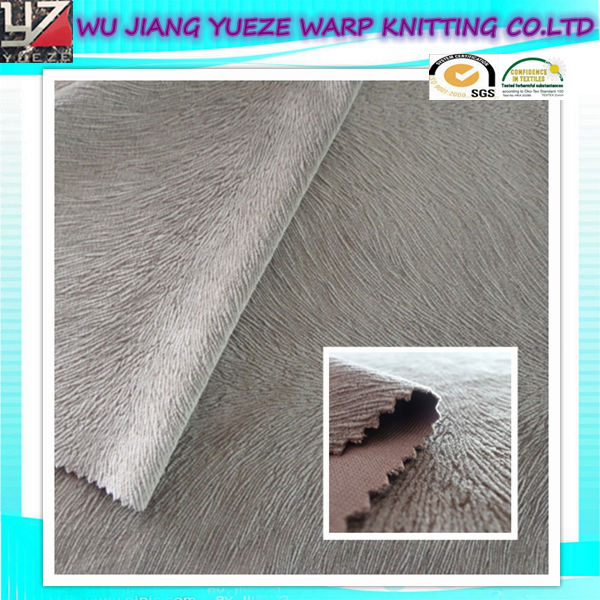 high quality 100% <strong>Polyester</strong> burnt out sofa fabric for home textile