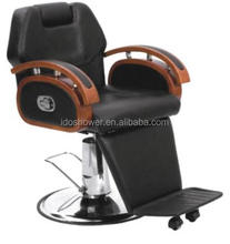 professional supplier hydraulic barber chair / vintage salon furniture