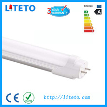 Armature tube led 3 years warranty high lumen CE 1200mm 18w led fluorescent tube t18