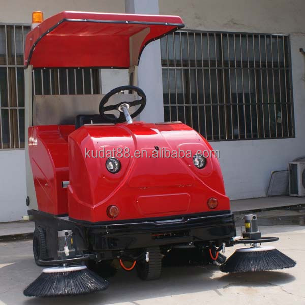 KMN-XS-1250 7000m2/h automatic sweeper
