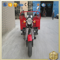 Engine LIFAN/ZONGSHEN/LONCIN Three Wheel Cargo Motorcycle Brand OEM Drum Disc Brake Starting System Electrical Kick