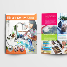 Customized High Quality Family Entertainment News Magazine Printing In China Printing Factory