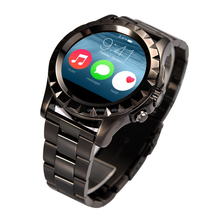 The cheapest mobile phone T2 smart watch 2016 T2 S2 round smart watch man's watch Heart Rate monitor andriod wifi