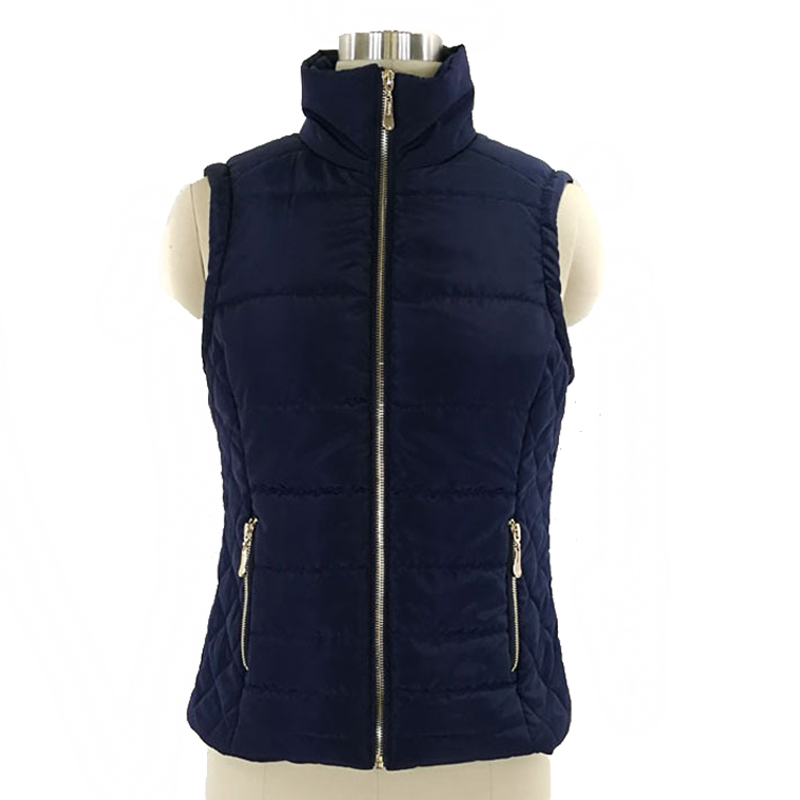 New autumn winter women plain slim vest