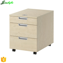 JIALIFU high quality wood grain waterproof patient locker