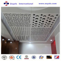 hot-selling low price aluminum perforated sheet metal decorative (ISO9001 factory)