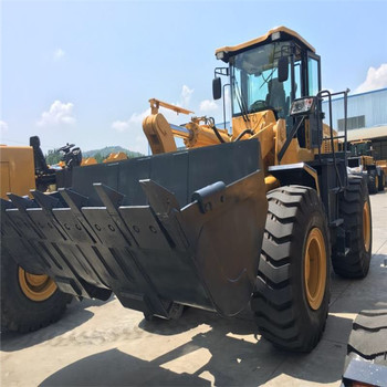 China Yineng 6 Tons Wheel Loader FOR SALE