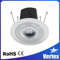 2700K 5000K COB downlight APP for IOS Android bluetooth LED downlight