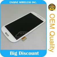 Hot selling for samsung galaxy s3 i747 lcd digitizer lcd touch screen replacment