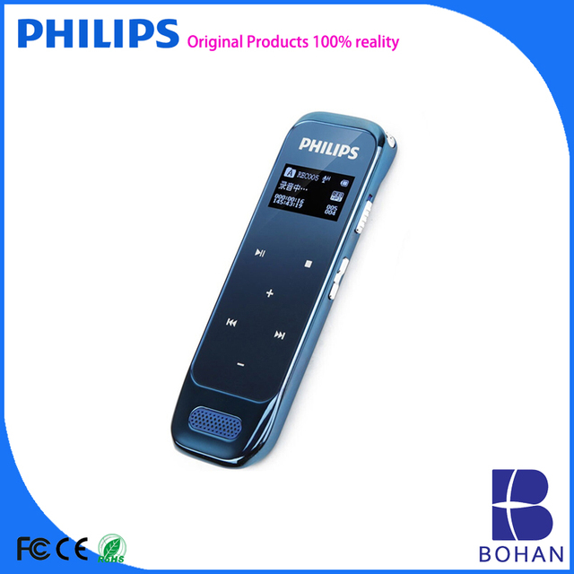 PHILIPS Voice Recorder Message with Effects Online