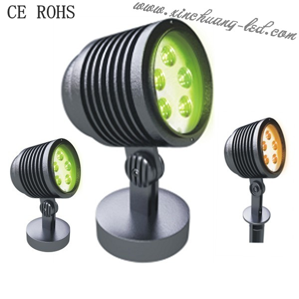 The newest hot 15w north light led garden with high quality