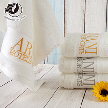 Embroidery Logo Hotel Bath Hand Towels From China