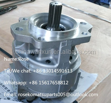 OEM !! WA320-2 loader rotary pumps part / oil pompa /hydraulic pump 705-38-39000