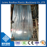 3 layer coextrusion greenhouse film fastening blown film extrusion machine