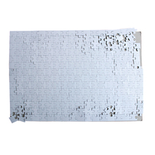 Custom Sublimation Blank Jigsaw Puzzle ,A4 Cardboard Puzzle