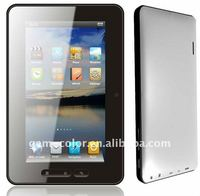 7 inch Capactitive Wifi Touch Screen tablet with Android 2.3