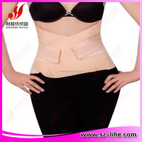 Spandex Elastic waist trimmer Slimming Belt For Women After Pregnancy