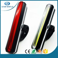 2016 NEW design Raypal Lithium battery LED Bike Tail light Super Bright, USB Rechargeable Bicycle light USB bicycle front light