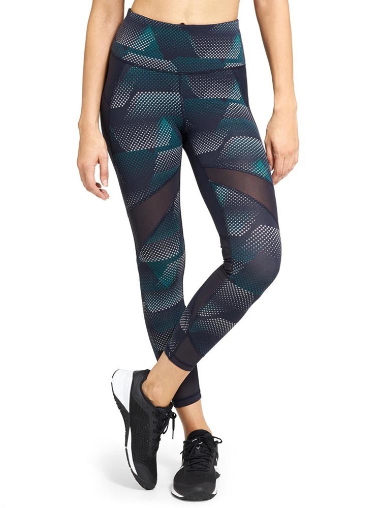 Customized leggings Printing Cotton Gym Fitness Sports leggings