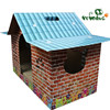 China good supplier hot sale promotion cheap cartoon cat houses