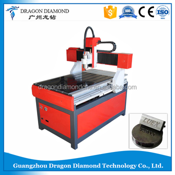 CNC Small Letters Cutting Engraving Machine /Small Advertisment Router CNC lz-6090