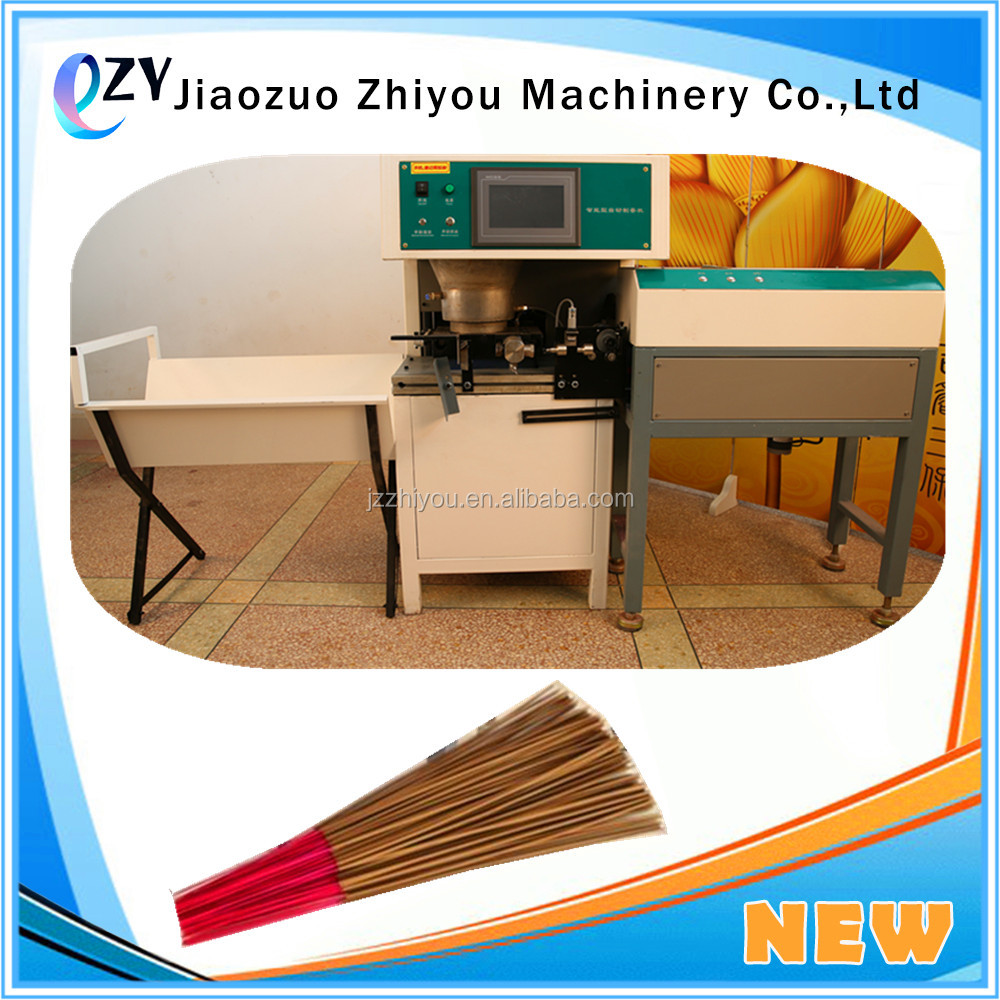 High Speed Fully Automatic Agarbatti/Incense Stick Making Machine 0086 15639144594