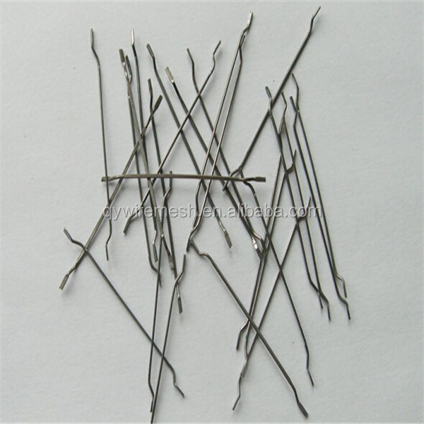 Hook End Steel Fibre /concrete Reinforcement 3d Steel Fiber