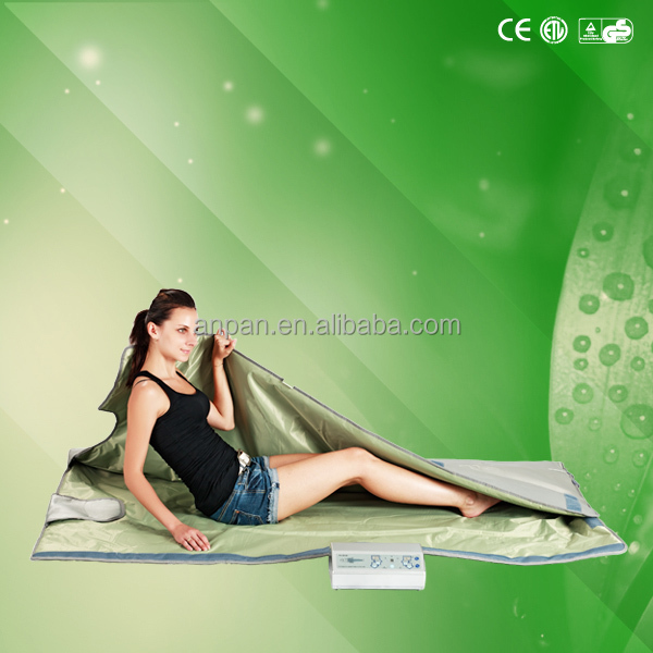2014 slimming hot blanket ANPAN PH-2BIII Far Infrared Sauna Blanket weight loss infrared thermal blanket