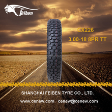 FEIBEN BRAND TOP QUALITY OFF ROAD MOTORCYCLE TYRE 3.00-18