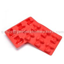 Professional OEM Factory food banana ice cube tray with FDA CE LFGB certificate