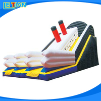 New product inflatable bounce equipment