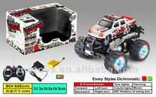 1:18 7CH remote control stunt car with music with flash ligh
