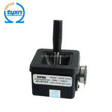 OM200C-M4/NO1 no spring return two axis potentiometer joystick for cctv control