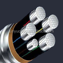 2015 Sinyu XLPE medium voltage Auluminum Alloy Cable Power Cable with CE Certification