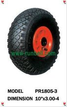wheelbarrow wheel 10""