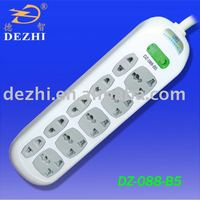 DZ-088-B5 10-way power socket(outlet,extension socket)