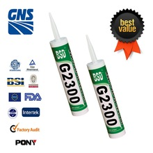 fast drying acetic silicone sealant spray